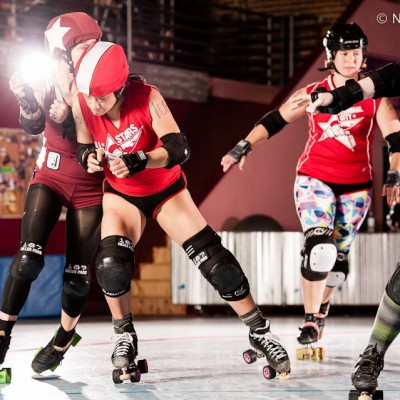 photo by Nic Charest of www.rollergirl.ca