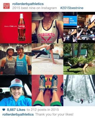 Our #2015bestnine on Instagram!