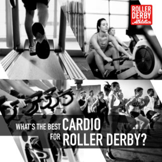 best cardio for roller derby