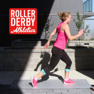 Roller Derby Athletics Bounce With Me HIIT Workout