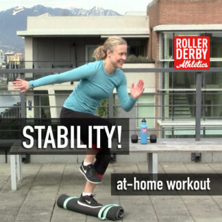 stability workout at home