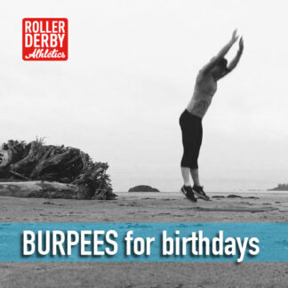 burpees for birthdays
