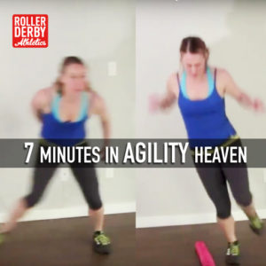 7 minutes agility workout