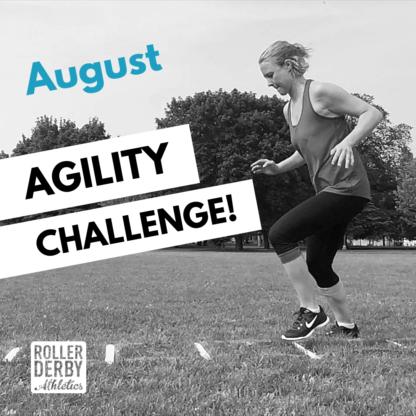 RDA agility challenge
