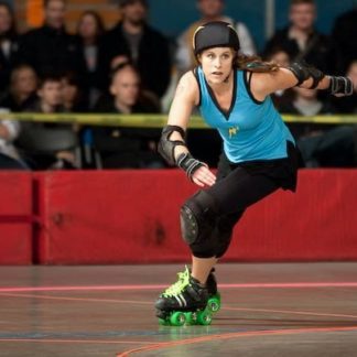 Photo by Nic Charest of Rollergirl.ca