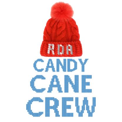 candy cane crew challenge RDA