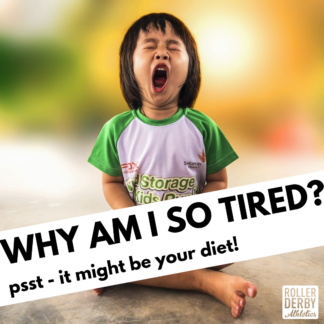 DITK - Diet causing Tiredness