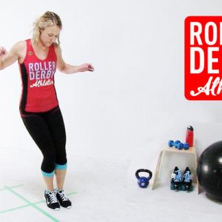 RDA Standardized Roller Derby Fitness Test