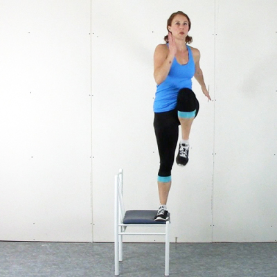 HT chair step up