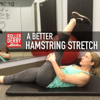 A better hamstring stretch