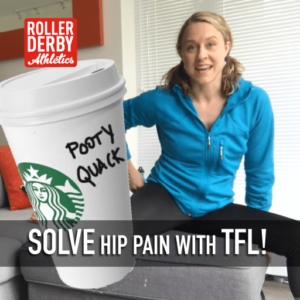 Solve your hip pain with TFL