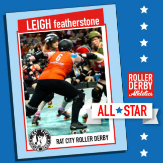 Skater of the Month Leigh Featherstone