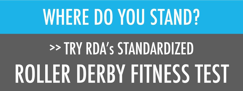 Take the Standardized Fitness Test