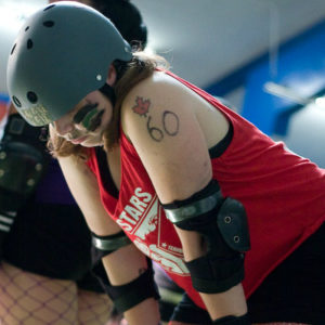 Photo by my favourite skate shop, Rollergirl.ca