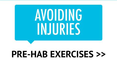 Pre-hab exercises
