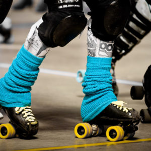 all i need to know i learned from roller derby