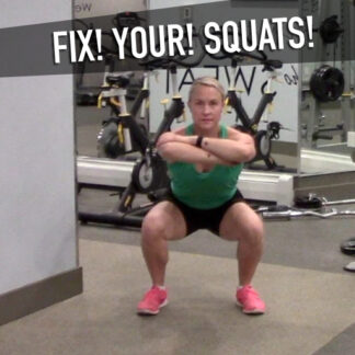 fix your squats | Roller derby athletics