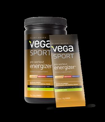 vega pre-workout